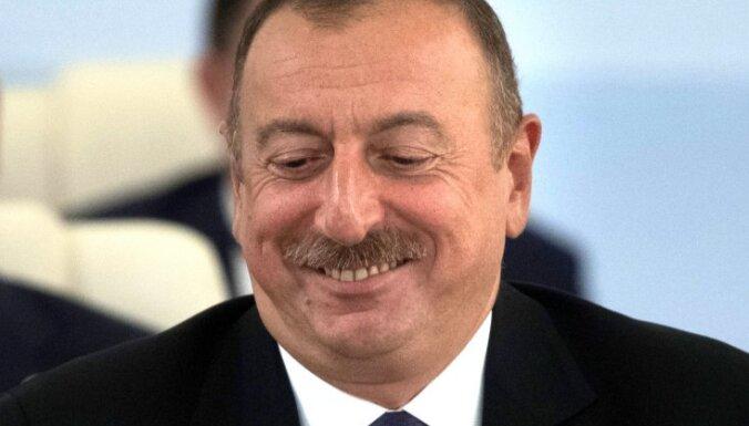 'Karabaha ir mūsu', paziņo Azerbaidžānas prezidents