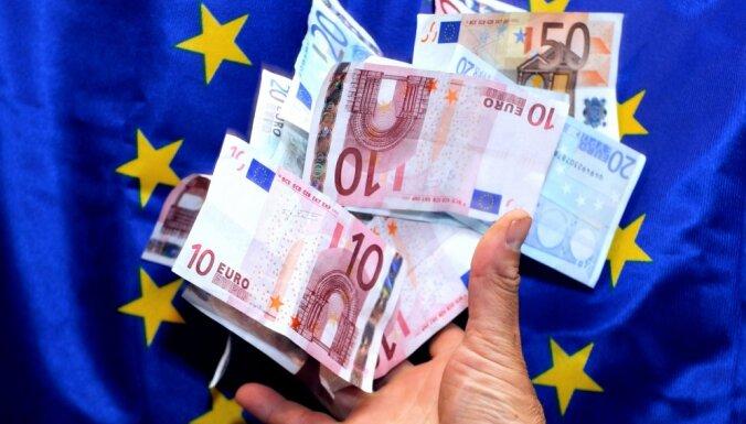 EP apstiprina programmu 400 miljardu eiro ieguldījumu piesaistīšanai