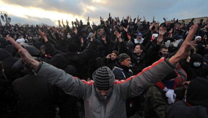 """Россия: оппозиция назначила протестный """"марш миллиона"""" на 6 мая"""