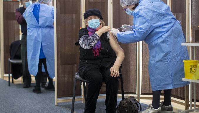 Lietuva Austrumu partnerības valstīm dāļā vakcīnas
