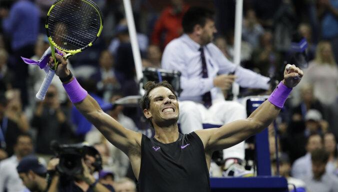 Определились все полуфиналисты Открытого чемпионата США по теннису