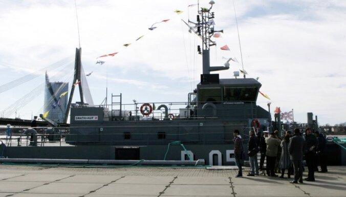NBS helikopteru iegādei un kuģu aprīkošanai mēģinās piesaistīt ES naudu