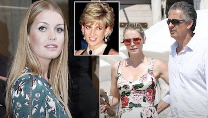 Молодая племянница принцессы Дианы вышла замуж за 62-летнего миллиардера