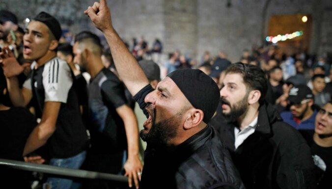 HRW apsūdz Izraēlu aparteīda noziegumos