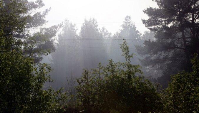 Качество воздуха в Латвии улучшилось: на востоке страны до среднего, на западе до хорошего