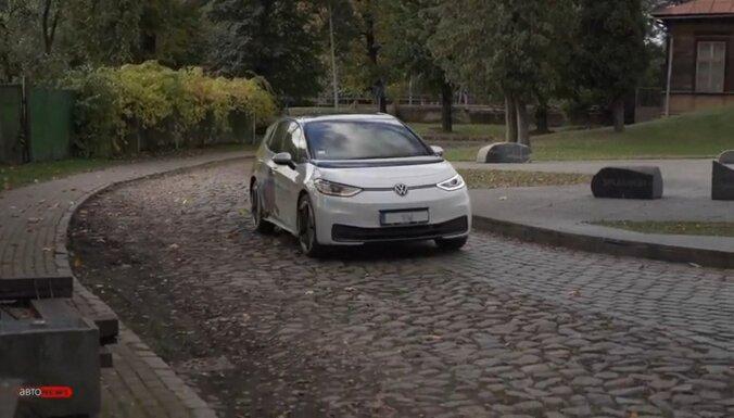 ВИДЕО. Volkswagen ID.3: станет ли автомобиль с батарейкой народным?