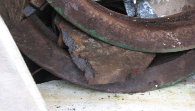 Kompānijas 'Tolmets' vārds figurē lietā par liela apjoma metāla zādzību