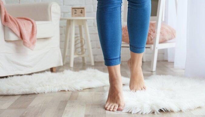 Kopšana, piemērotākā izvēle un nepieciešamība mājas: svarīgākais par paklājiem