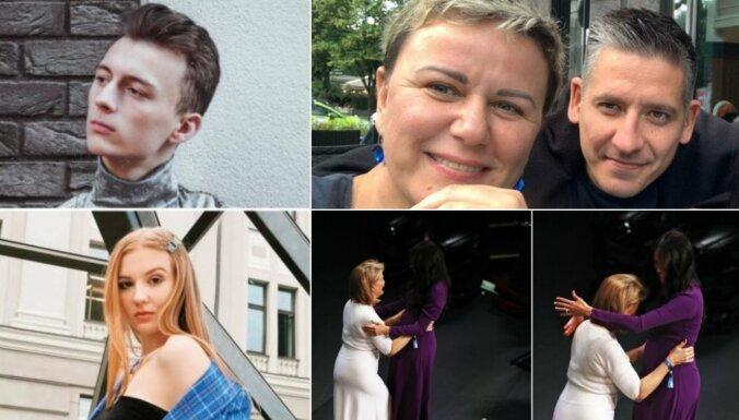Top 10: Šovbiznesa aprindu notikumi, kas oktobrī visvairāk satrauca latviešus