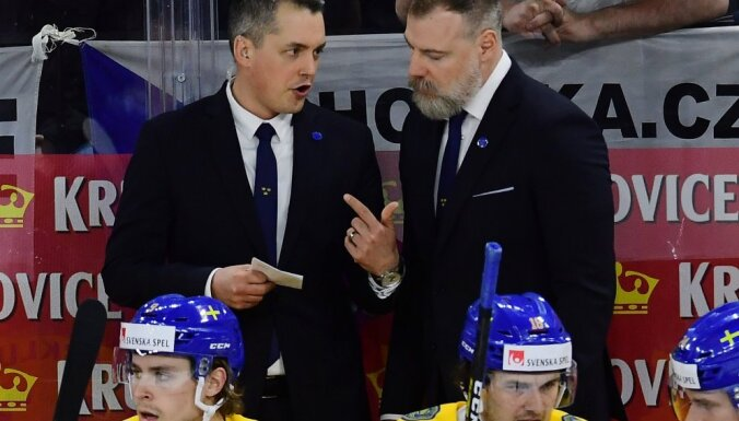 Тренер сборной Швеции может лишиться глаза из-за отслоения сетчатки
