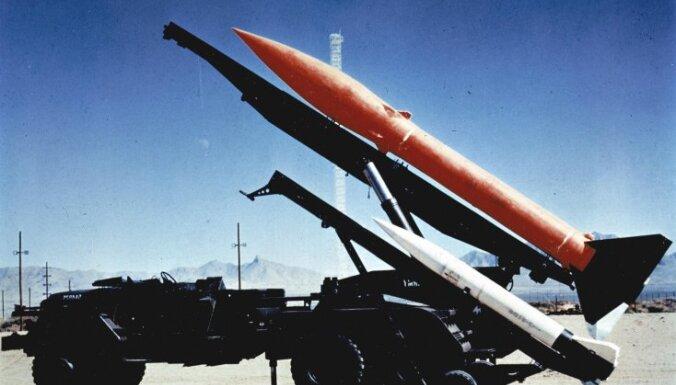 США могут возобновить разработку ядерных ракет среднего радиуса действия