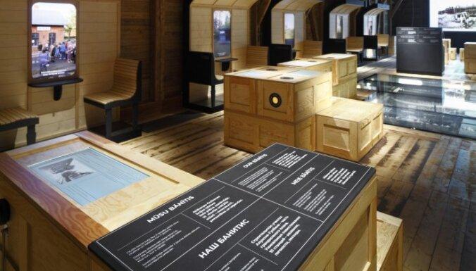 Stāsti, spēles un vēsturiski elementi: ko iespējams izbaudīt Alūksnes bānīša stacijā