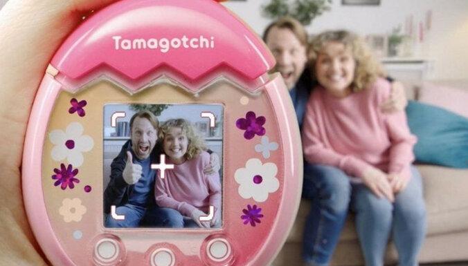 Новая жизнь культовой игрушки: тамагочи вернулась на рынок