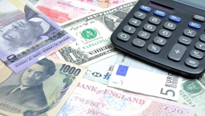 Латвия эмитировала облигации на сумму 1,25 млрд. долларов