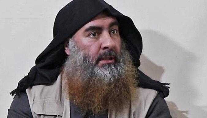 Tramps apstiprina 'Daesh' līdera al Bagdadi nāvi ASV triecienā