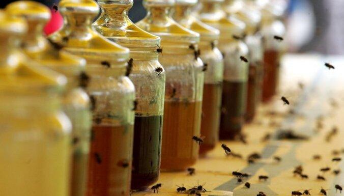 IDB aiztur divus ceļu policistus par medus pieprasīšanu kukuļa vietā