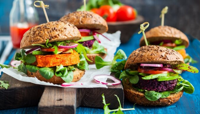 Garšīgi, sātīgi un bez gaļas – veģetāro ēdienu izlase