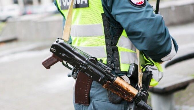 Pēc Briseles teroraktiem Igaunijā un Lietuvā pastiprina drošību