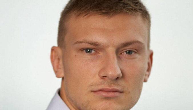 Pazudis Latvijas regbija izlases spēlētājs Dāvis Pērkons