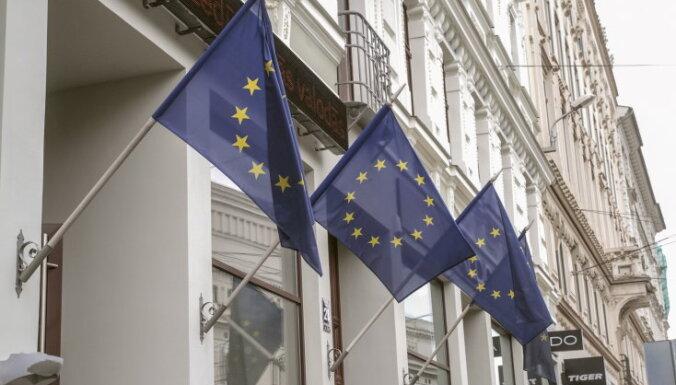 Aptauja: Vācijā samazinās atbalsts ES