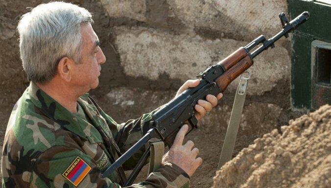 ASV Džordžijas štats atzinis Kalnu Karabahas neatkarību, paziņo Armēnija