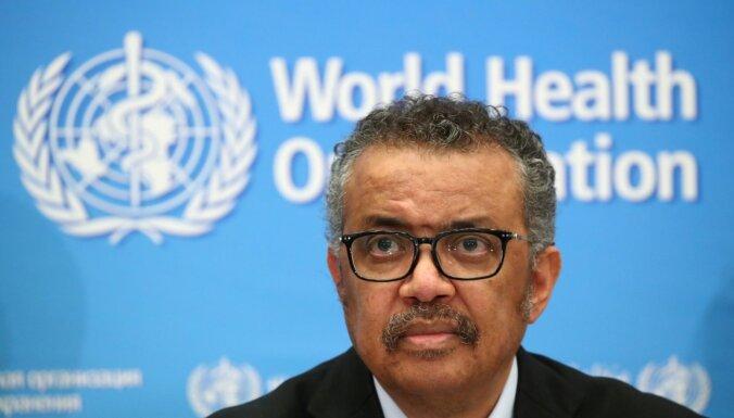 Гендиректор ВОЗ: ослабление ограничений в странах не означает конец пандемии коронавируса
