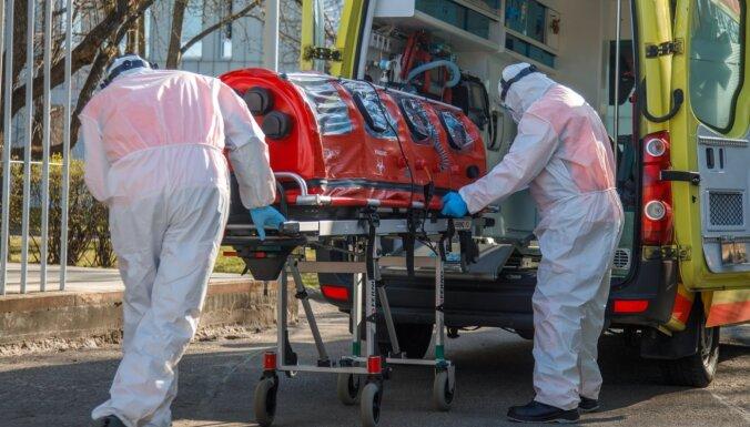 Снизилась доля пациентов Covid-19, нуждающихся в госпитализации при вызове скорой помощи