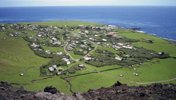 Остров Тристан-да-Кунья: как живется на краю света?