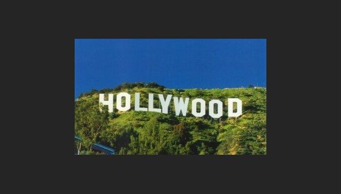 Slavenais Holivudas uzraksts briesmās