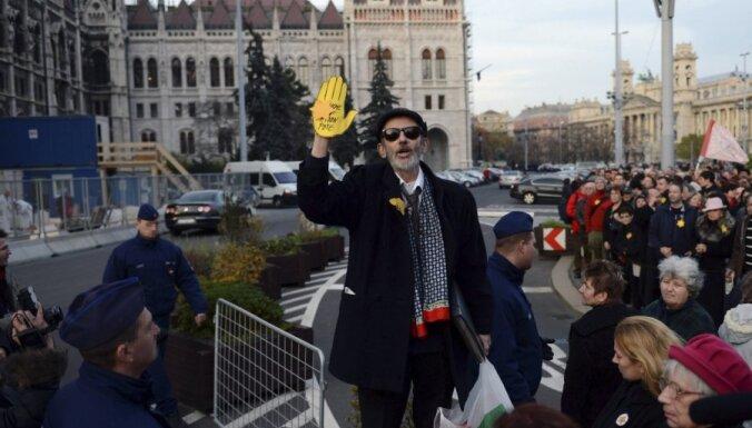 """Венгрия: депутат хочет составить список """"опасных евреев"""""""