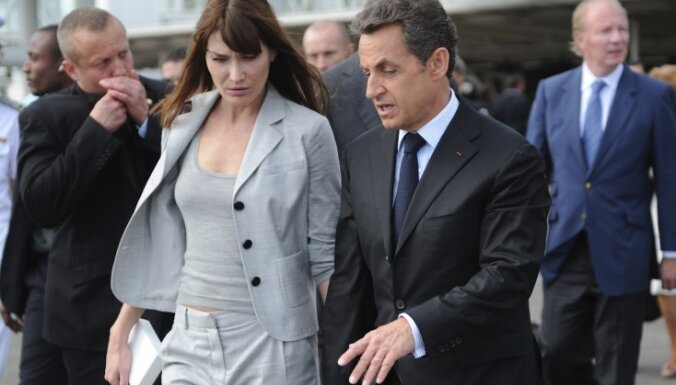 Саркози будет судиться с бывшим помощником