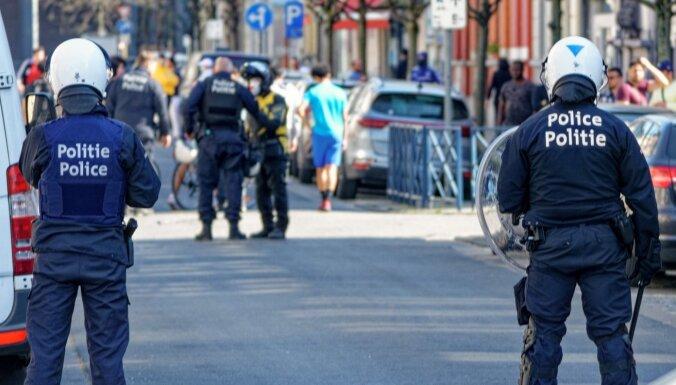 ВБрюсселе вспыхнули массовые беспорядки