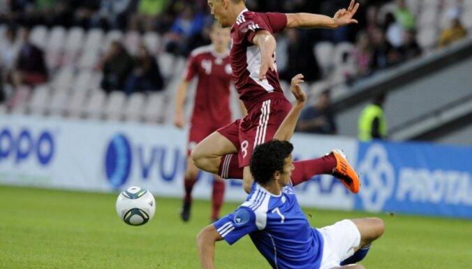 Латвия обыграла Мальту: у Руднева — первый гол за сборную