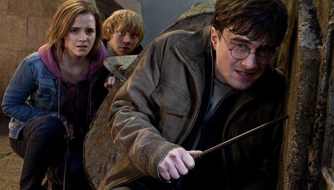 Rūperts Grints: 'Harija Potera' uzņemšana reizēm bija 'smacējoša'