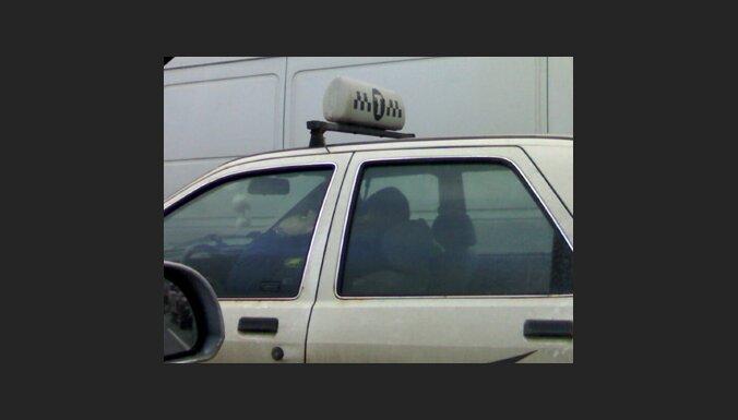 Taksometru darba devēju organizācija izveidojusi sarakstu ar 'labiem' taksometriem