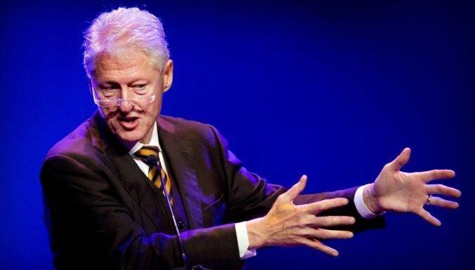Билл Клинтон напишет триллер вместе с Джеймсом Паттерсоном