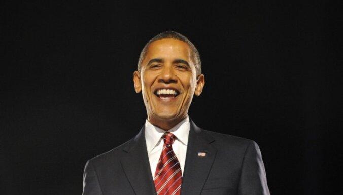 Aptauja: vairākums ASV ebreju atbalsta Obamas atkārtotu ievēlēšanu