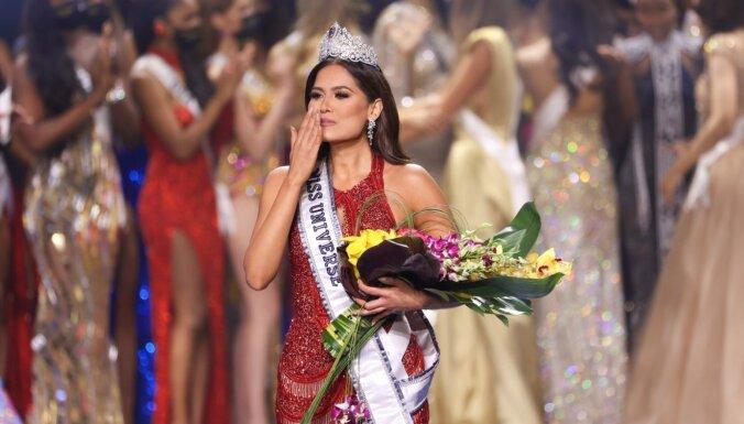 26 gadus veca meksikāniete kronēta par skaistāko sievieti visumā