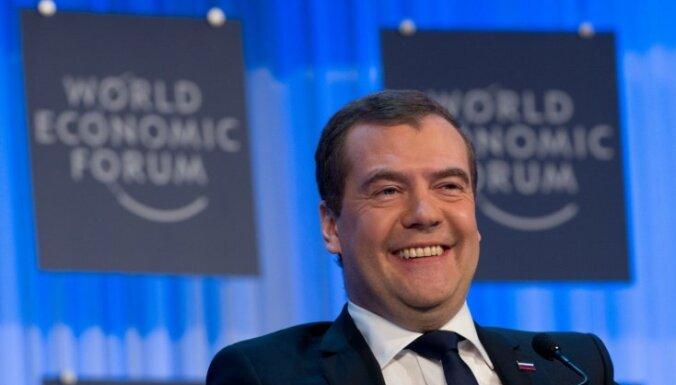 Петиция за отставку Медведева набрала 200 000 подписей
