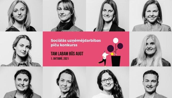 Aicina balsot par labāko sociālās uzņēmējdarbības ideju
