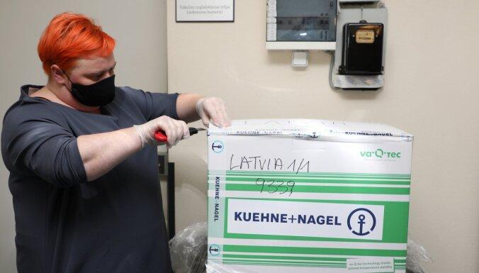 В среду вторую дозу вакцины получили 1328 человек, первую — 228