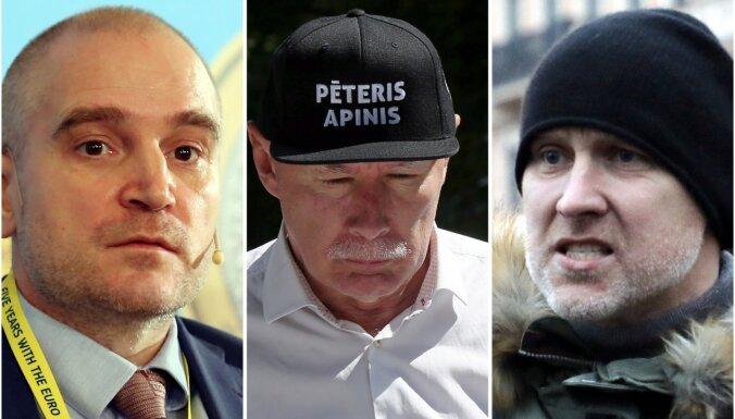Ošlejs, Gobzems un Apinis pieslējušies dezinformācijai, secina eksperts