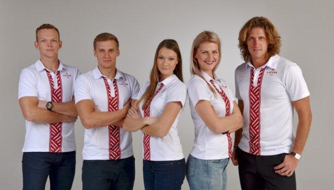 Объявлено о дополнительном финансировании 15 латвийских спортсменов