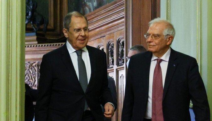 Bloomberg: В ЕС выступают за смягчение тона в адрес России