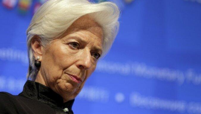 Главу МВФ Кристин Лагард отправляют под суд