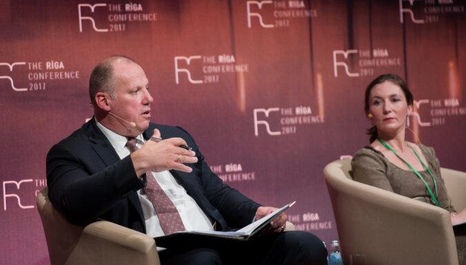 Aizsardzības ministrs: NATO ir nopietni jādomā par pamatvērtību stiprināšanu