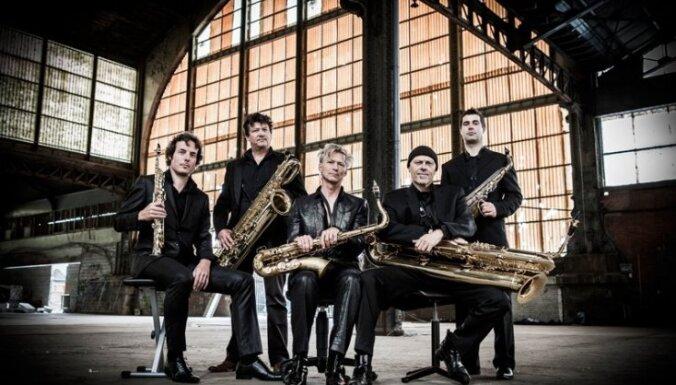 Gaidāms 9. starptautiskais saksofonmūzikas festivāls 'Saxophonia'