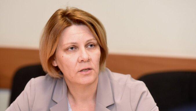 Бывший госсекретарь Минздрава Мурмане-Умбрашко не согласна с ротацией и решила уволиться