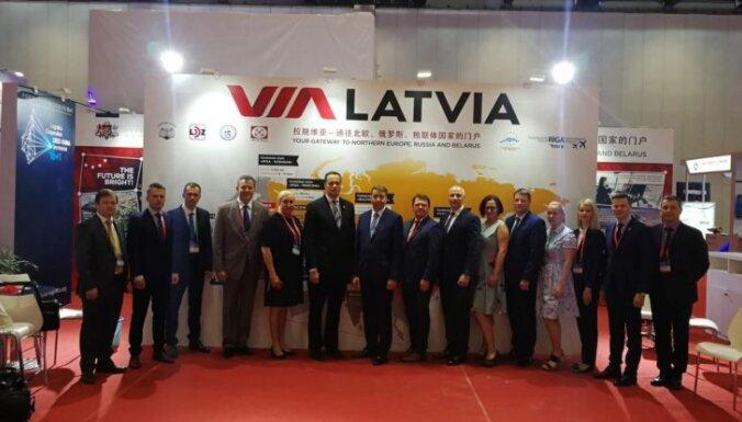 SM sekmē sadarbību regulāras gaisa satiksmes uzsākšanai starp Latviju un Ķīnu