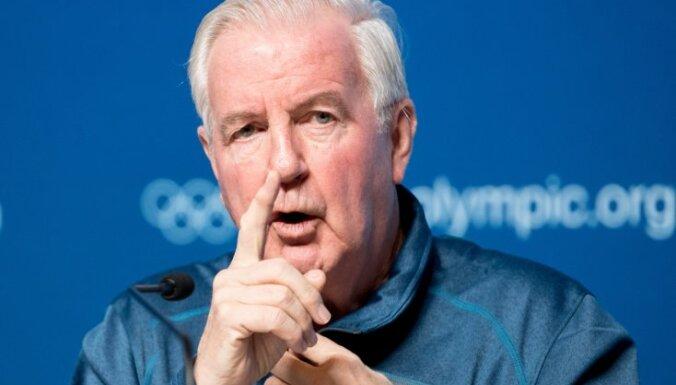 Глава WADA пожалел о быстром восстановлении Олимпийского комитета России